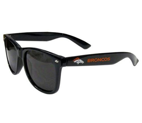 Denver Broncos Sunglasses Beachfarer Style - Special Order