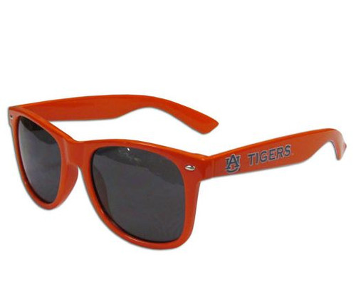 Auburn Tigers Sunglasses Beachfarer Style - Special Order