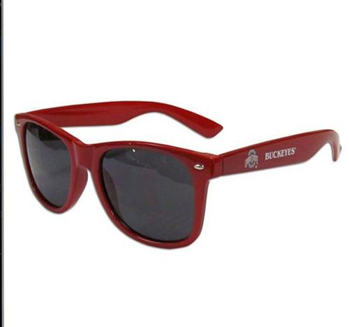 Ohio State Buckeyes Sunglasses Beachfarer Style - Special Order