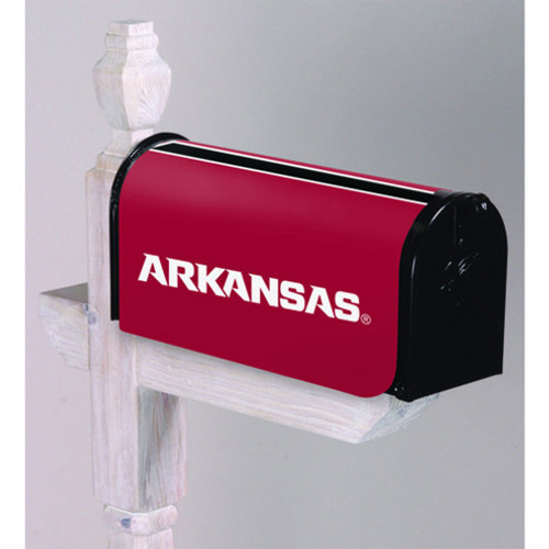Arkansas Razorbacks Mailbox Cover