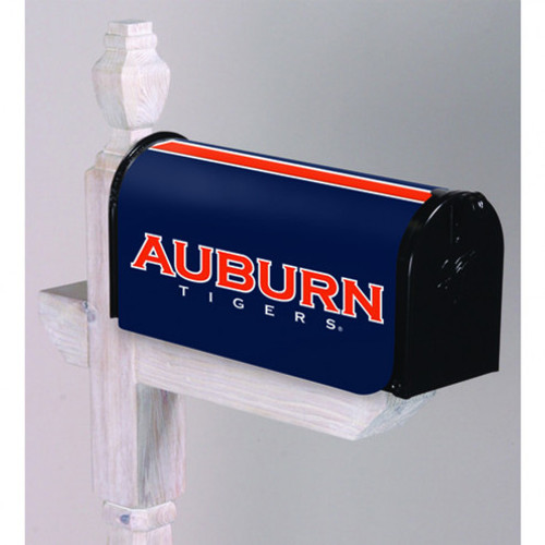 Auburn Tigers Mailbox Cover