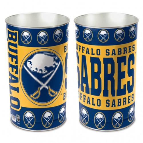 Buffalo Sabres Wastebasket 15 Inch - Special Order
