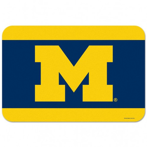 Michigan Wolverines Small Mat - 20x30 - Wincraft - Special Order