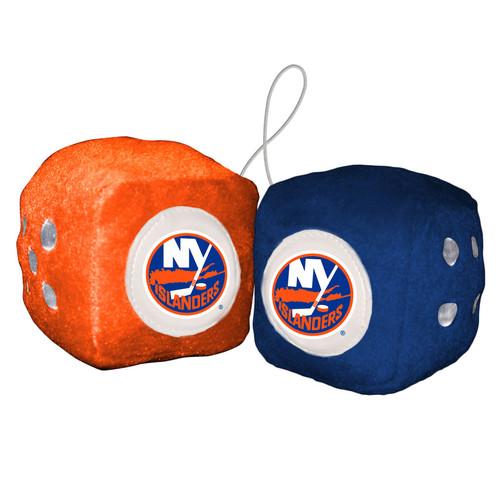 New York Islanders Fuzzy Dice CO