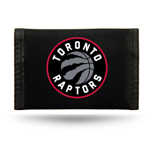 Toronto Raptors Wallet Nylon Trifold