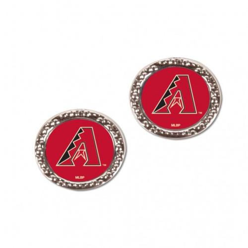 Arizona Diamondbacks Earrings Post Style - Special Order