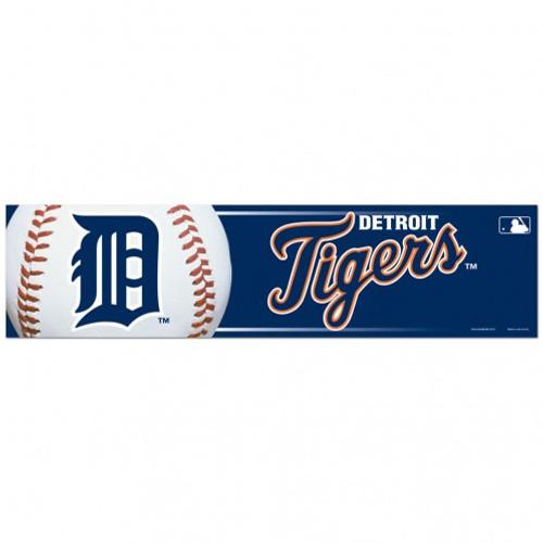 Detroit Tigers Bumper Sticker - Special Order