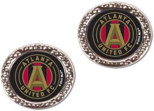 Atlanta United FC Earrings Post Style - Special Order