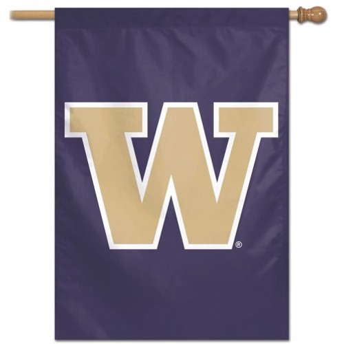 Washington Huskies Banner 28x40 Vertical - Special Order