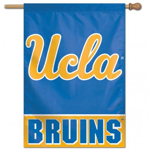 UCLA Bruins Banner 28x40 Vertical Alternate Design - Special Order
