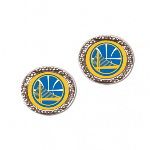 Golden State Warriors Earrings Post Style - Special Order