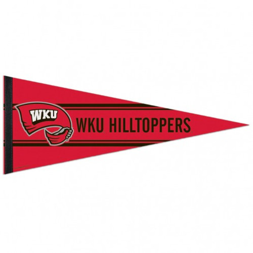 Western Kentucky Hilltoppers Pennant 12x30 Premium Style