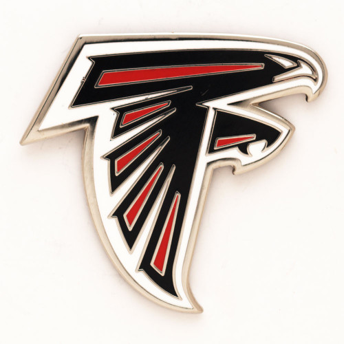 Atlanta Falcons Collector Pin Jewelry Card - Special Order
