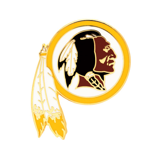 Washington Redskins Collector Pin Jewelry Card - Special Order