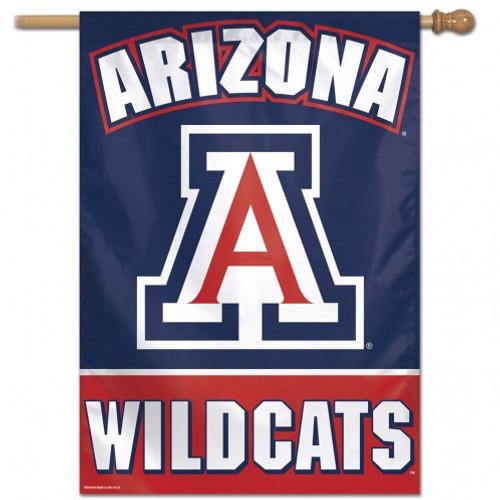 Arizona Wildcats Banner 28x40 Vertical - Special Order