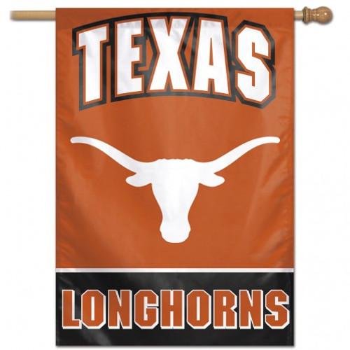 Texas Longhorns Banner 28x40 Vertical Alternate Design - Special Order