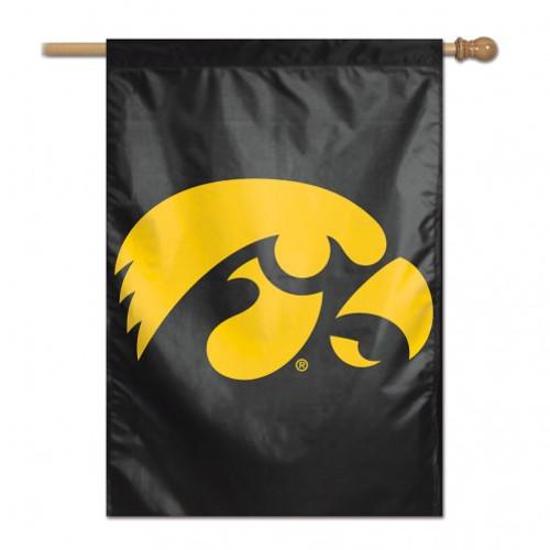 Iowa Hawkeyes Banner 28x40 Vertical Alternate Design - Special Order