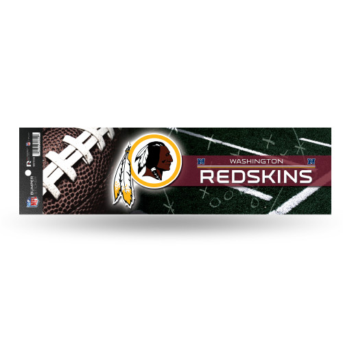 Washington Redskins Bumper Sticker - Rico - Special Order