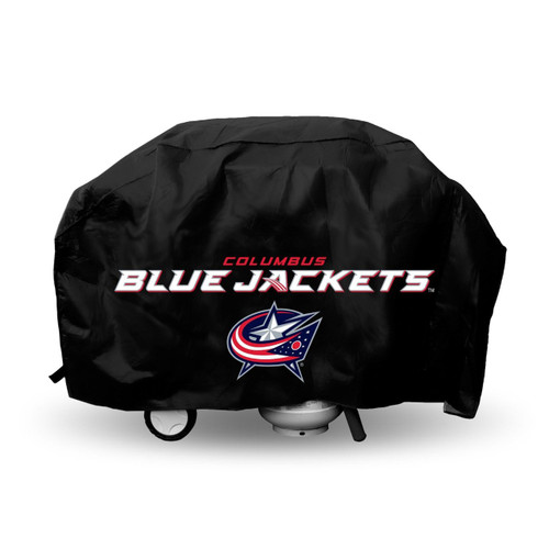 Columbus Blue Jackets Grill Cover Economy - Special Order