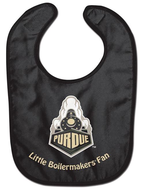 Purdue Boilermakers Baby Bib - All Pro Little Fan