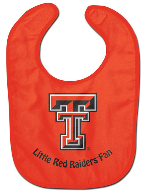 Texas Tech Red Raiders Baby Bib - All Pro Little Fan