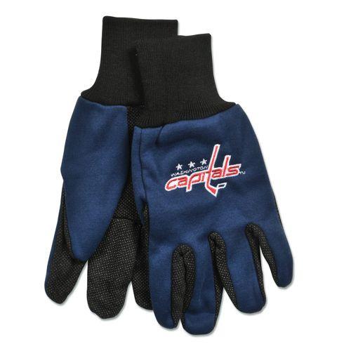 Washington Capitals Two Tone Gloves - Adult