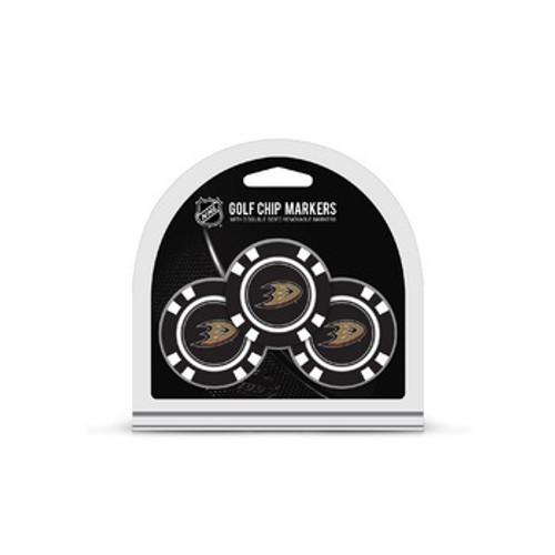 Anaheim Ducks Golf Chip with Marker 3 Pack - Special Order