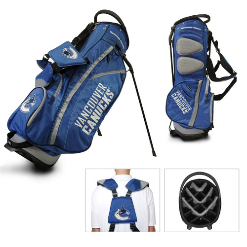Vancouver Canucks Golf Stand Bag - Special Order