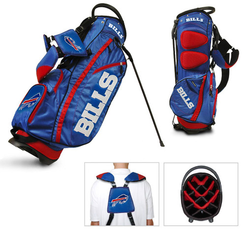 Buffalo Bills Fairway Golf Stand Bag - Special Order