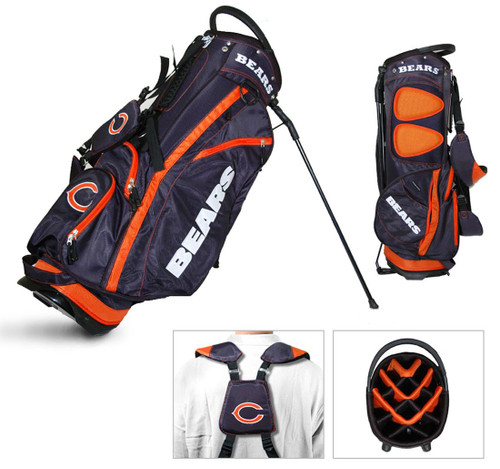 Chicago Bears Fairway Golf Stand Bag - Special Order