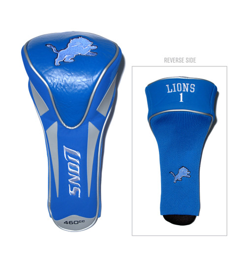 Detroit Lions Golf Headcover - Single Apex Jumbo - Special Order