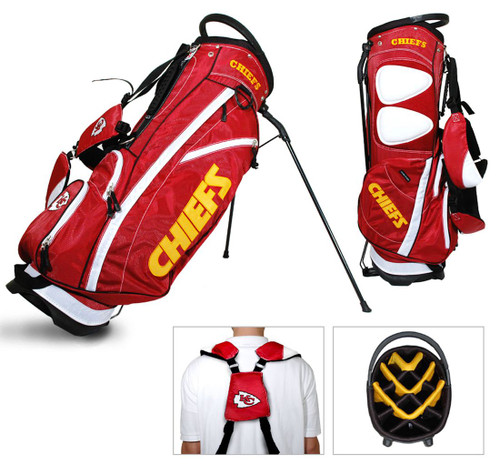 Kansas City Chiefs Fairway Golf Stand Bag - Special Order