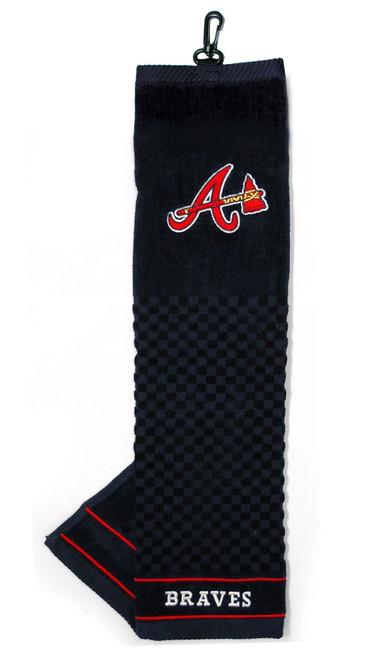 "Atlanta Braves 16""x22"" Embroidered Golf Towel"