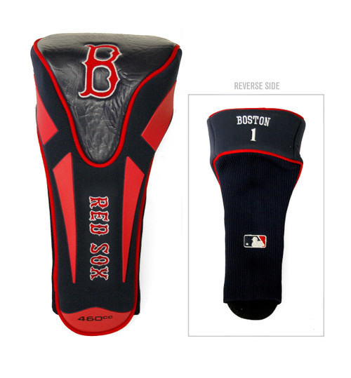 Boston Red Sox Golf Headcover - Single Apex Jumbo - Special Order
