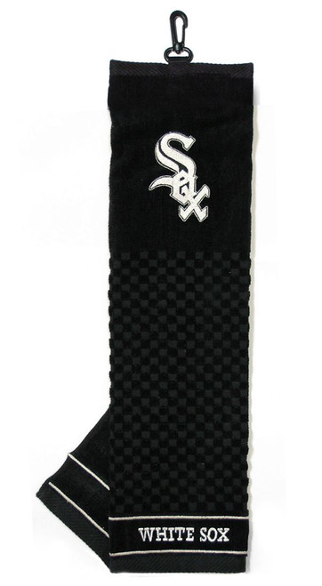 """Chicago White Sox 16""""x22"""" Embroidered Golf Towel"""