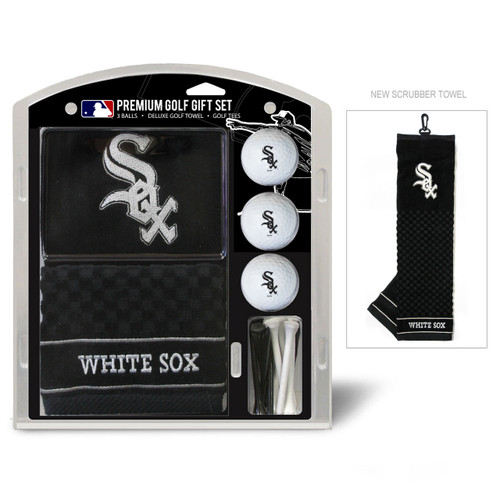 Chicago White Sox Golf Gift Set with Embroidered Towel - Special Order