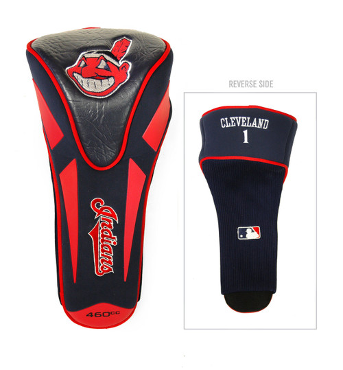 Cleveland Indians Golf Headcover - Single Apex Jumbo - Special Order