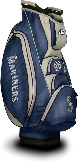 Seattle Mariners Golf Bag - Victory Cart Bag - Special Order