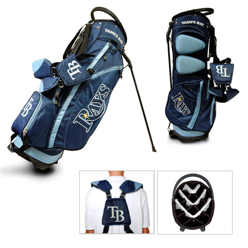 Tampa Bay Rays Golf Stand Bag - Special Order