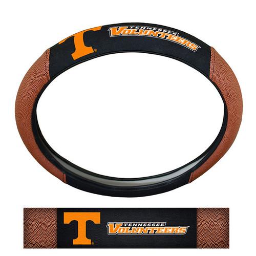 Tennessee Volunteers Steering Wheel Cover - Premium Pigskin - Special Order