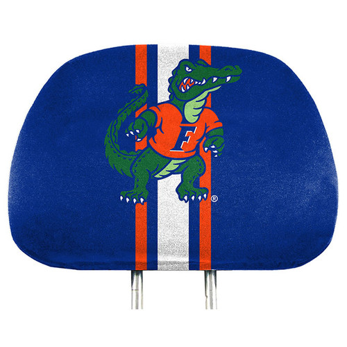 Florida Gators Headrest Covers Full Printed Style - Special Order