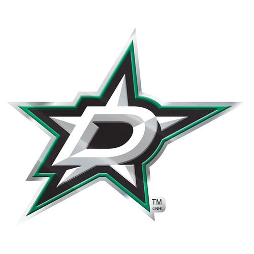 Dallas Stars Auto Emblem - Color - Special Order