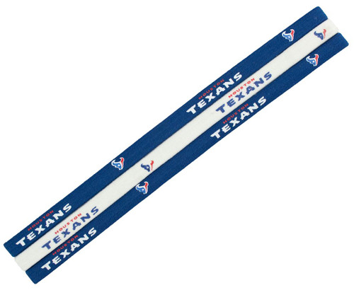 Houston Texans Elastic Headbands