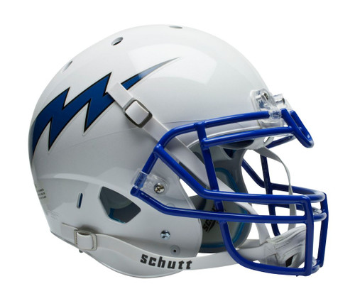 Air Force Falcons Schutt XP Authentic Full Size Helmet - Special Order