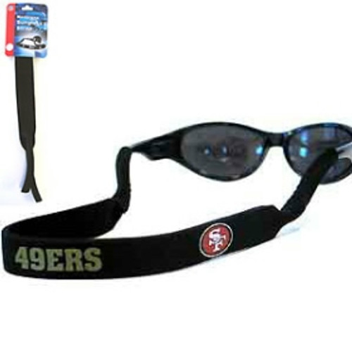 San Francisco 49ers Sunglasses Strap - Special Order