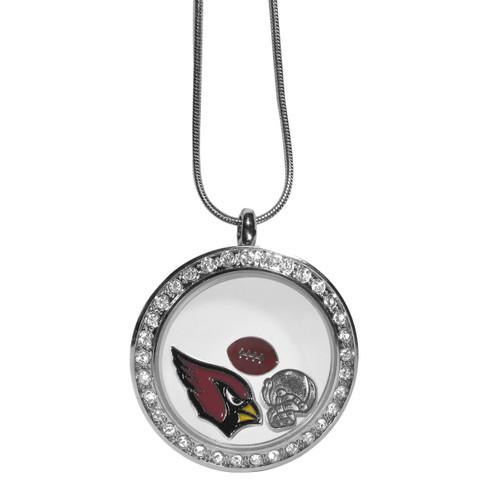 Arizona Cardinals Necklace Locket