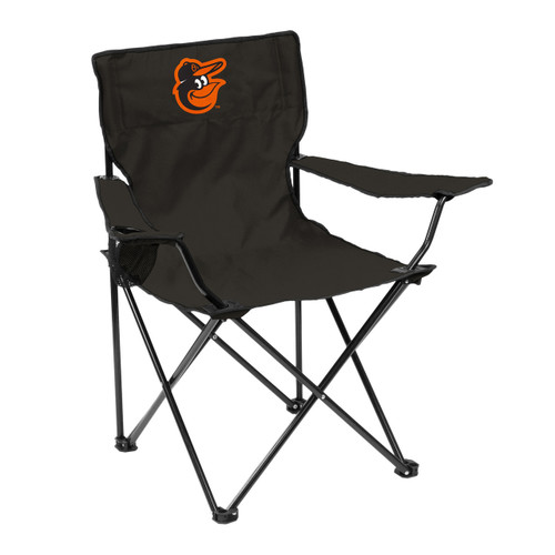 Baltimore Orioles Quad Chair - Logo Chair - Special Order