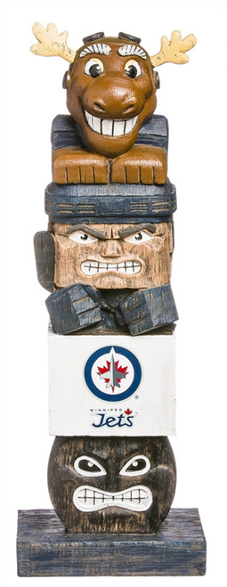 Winnipeg Jets Tiki Totem - Special Order