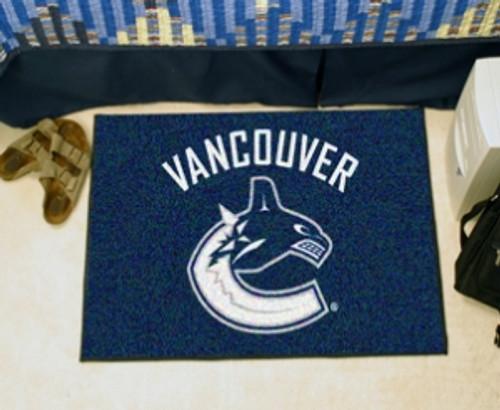 Vancouver Canucks Rug - Starter Style - Special Order