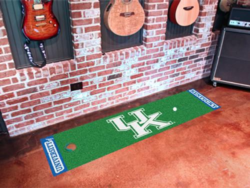 Kentucky Wildcats Putting Green Mat - Special Order